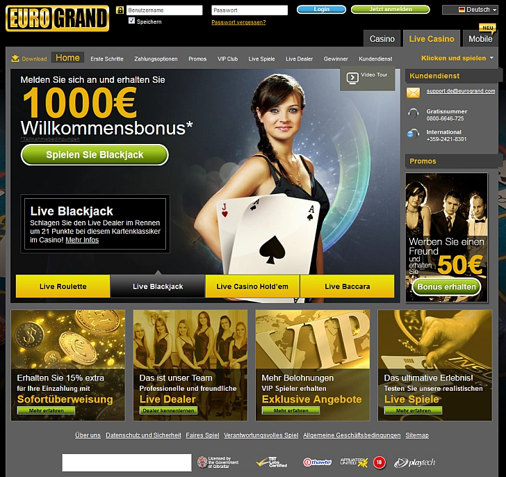 online casino reviewer jezt spilen