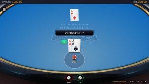 Luckydays European Blackjack Vorschau