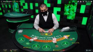 Luckydays Speed Blackjack Vorschau