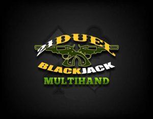 21 Duel Blackjack Logo