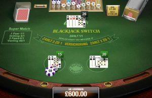 BlackJack Switch Vorschau