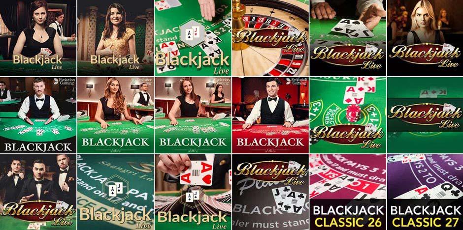 Bob Casino Live Blackjack Vorschau
