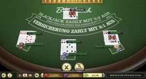 Bob Casino Single Deck Blackjack gewinnen