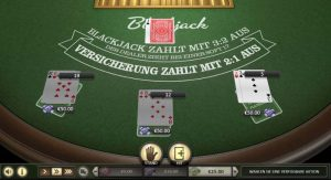 Bob Casino Single Deck Blackjack spielen