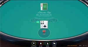 BobCasino Atlantic City Blackjack Vorschau