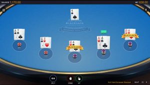 CasinoRoom European Blackjack spielen