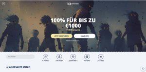 CasinoRoom Vorschau Bonus