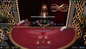 Freebet Blackjack Vorschau
