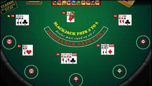 NYSpins Multi Hand Blackjack Vorschau spielen