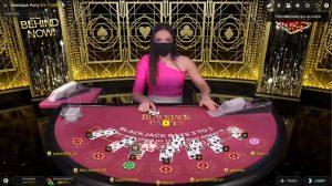 NYSpins Blackjack Party Vorschau Gewinn
