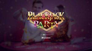 NYSpins Blackjack Party Vorschau Logo