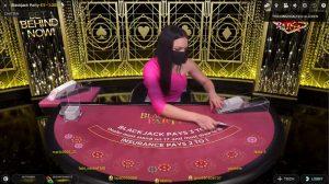 NYSpins Blackjack Party Vorschau spielen
