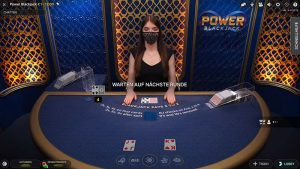 Power Blackjack Vorschau