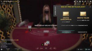 VooDooDreams Freebet Blackjack Spielen