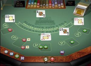 VooDooDreams Perfect Pairs Blackjack Vorschau